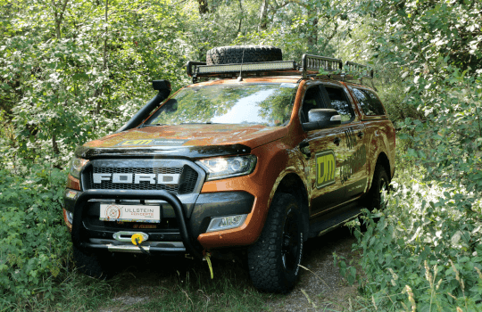 Ford Ranger offroad accessories