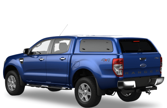 Accessories Ford Ranger Green-Top Canopy