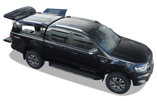 Accessories Ford Ranger Sammitr Canopy