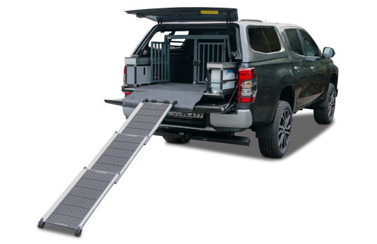 Dog owner conversion Mitsubishi L200 2020 - double cab
