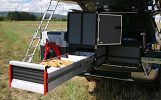Pickup Camper Mitsubishi L200