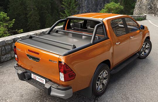 Campingumbau Mitsubishi L200 2020 - Doppelkabine