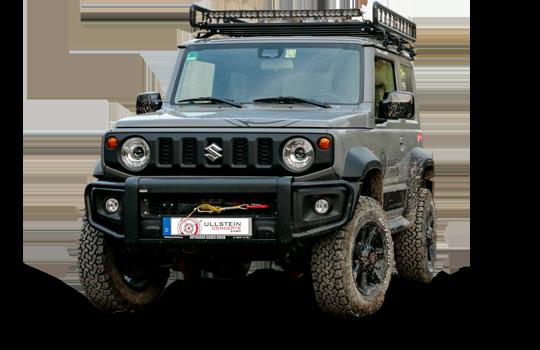Accessories Frontbumper for Suzuki Jimny 2018