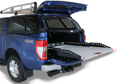 Sliding tray WORKS Premium Ford Ranger